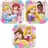 Disney Fanciful Princess Dessert Plates