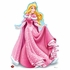Disney Holiday Aurora Cardboard Cutout