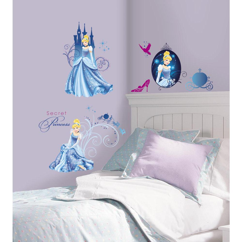 Disney Princess-Cinderella Glamour Decal