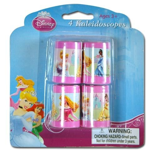 Disney Princess Kaleidoscopes