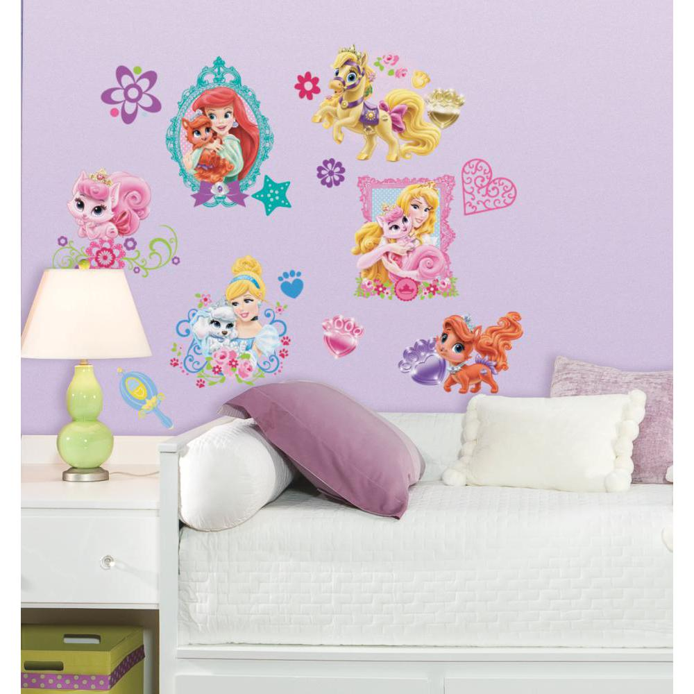 Disney Princess-Palace Pets Decal