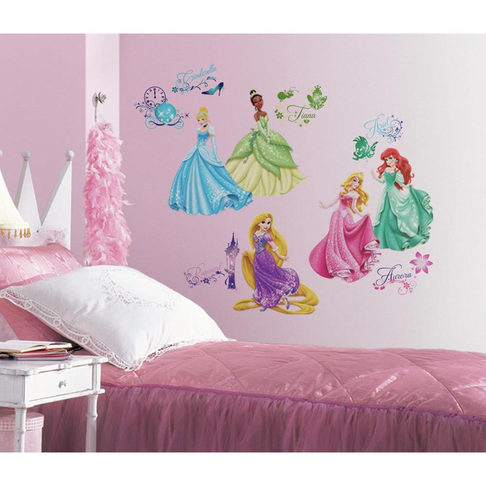 Disney Princess-Royal Debut Decal