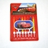 Disney's Cars Cake Decorations With Candles