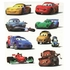 Disney's Cars Temporary Tattoos Sheets