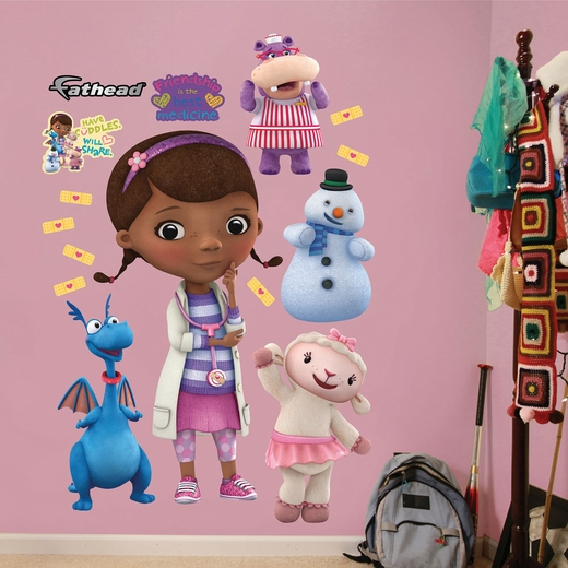 Doc McStuffins Collection REALBIG Wall Decal