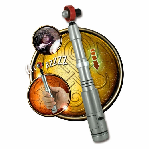 Doctor Who 4th Doctor Sonic Screwdriver