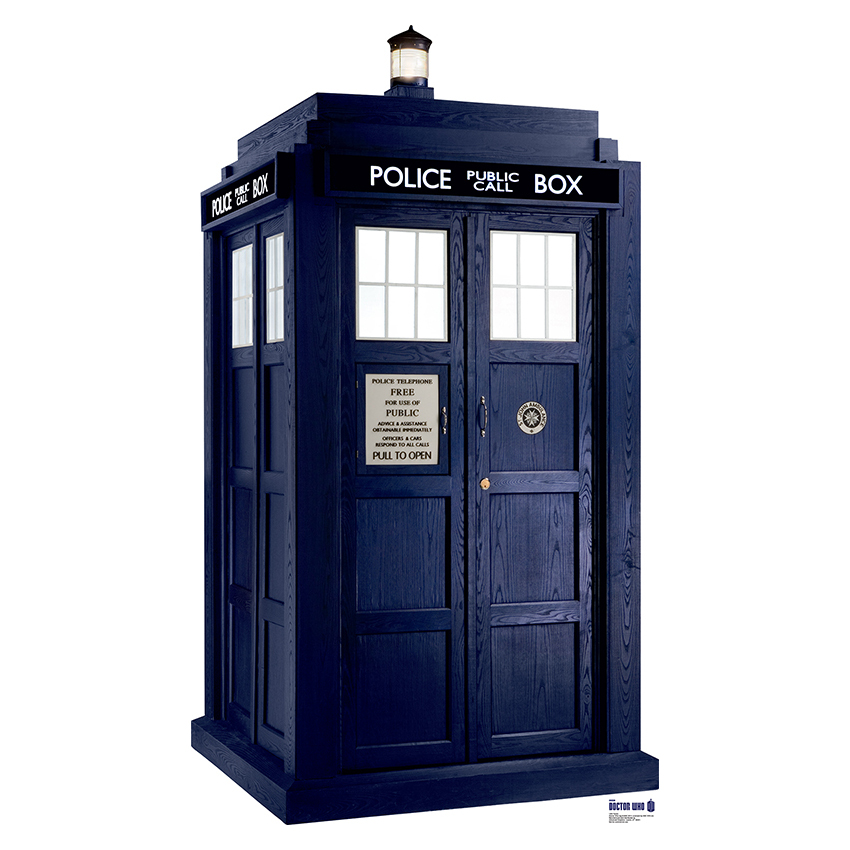 Doctor Who Decorations, Party Supplies & Favors