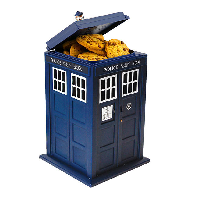 Doctor who talking tardis cookie jar - Tardis cookie jar ...