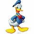 Donald Duck-Lifesized Standup