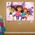 Dora And Friends Mural REALBIG Wall Decal