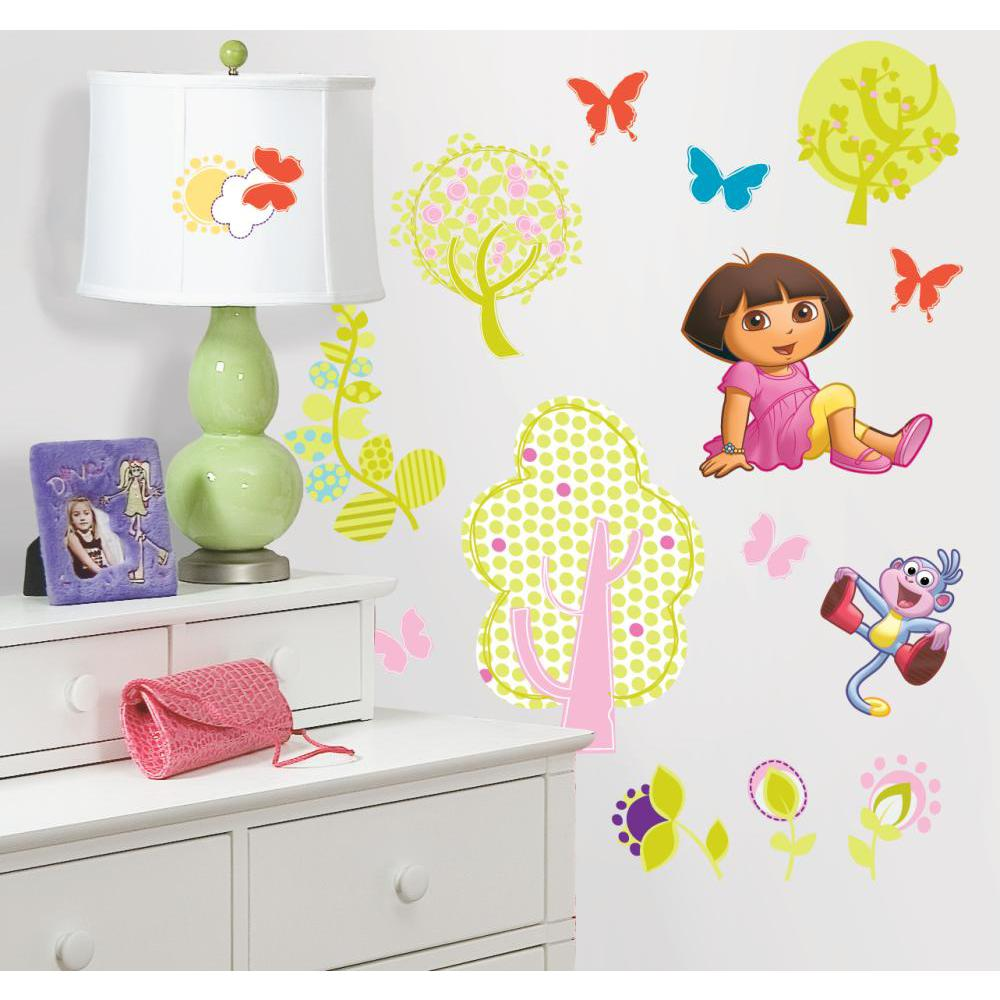 Dora the Explorer Peel And Stick Decal