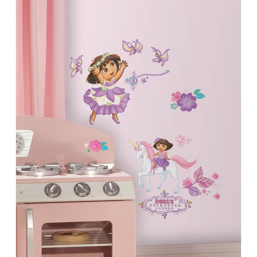 Doras Enchanted Forest Adventures Decal