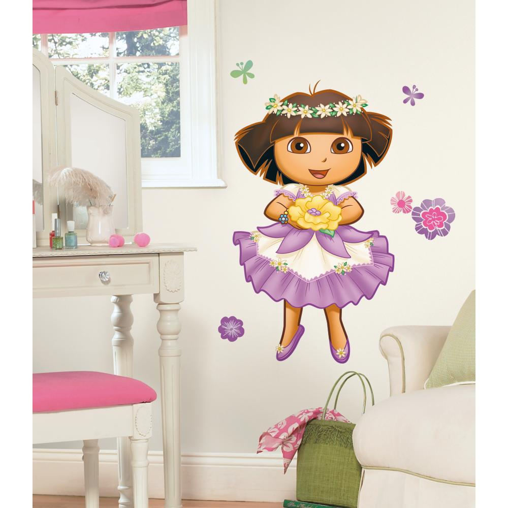Doras Enchanted Forest Adventures Giant Decal