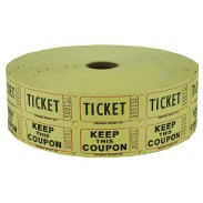 Cheap Raffle Tickets in Bulk