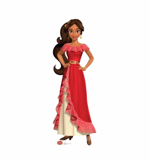 Elena of Avalor Cardboard Cutout