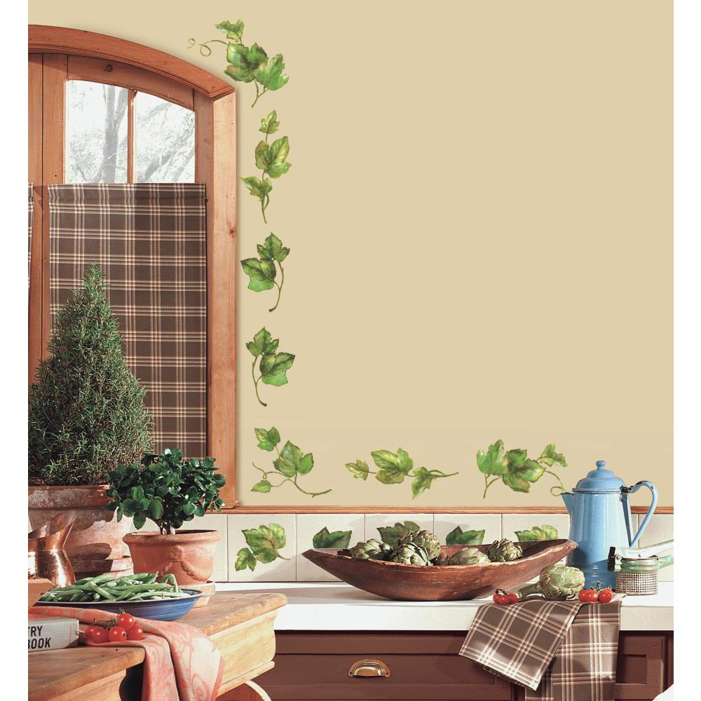 Evergreen Ivy Peel And Stick Decal