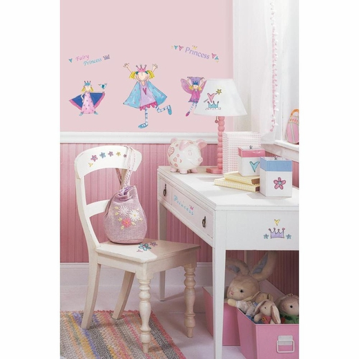 Fairy Princess Peel And Stick Decal