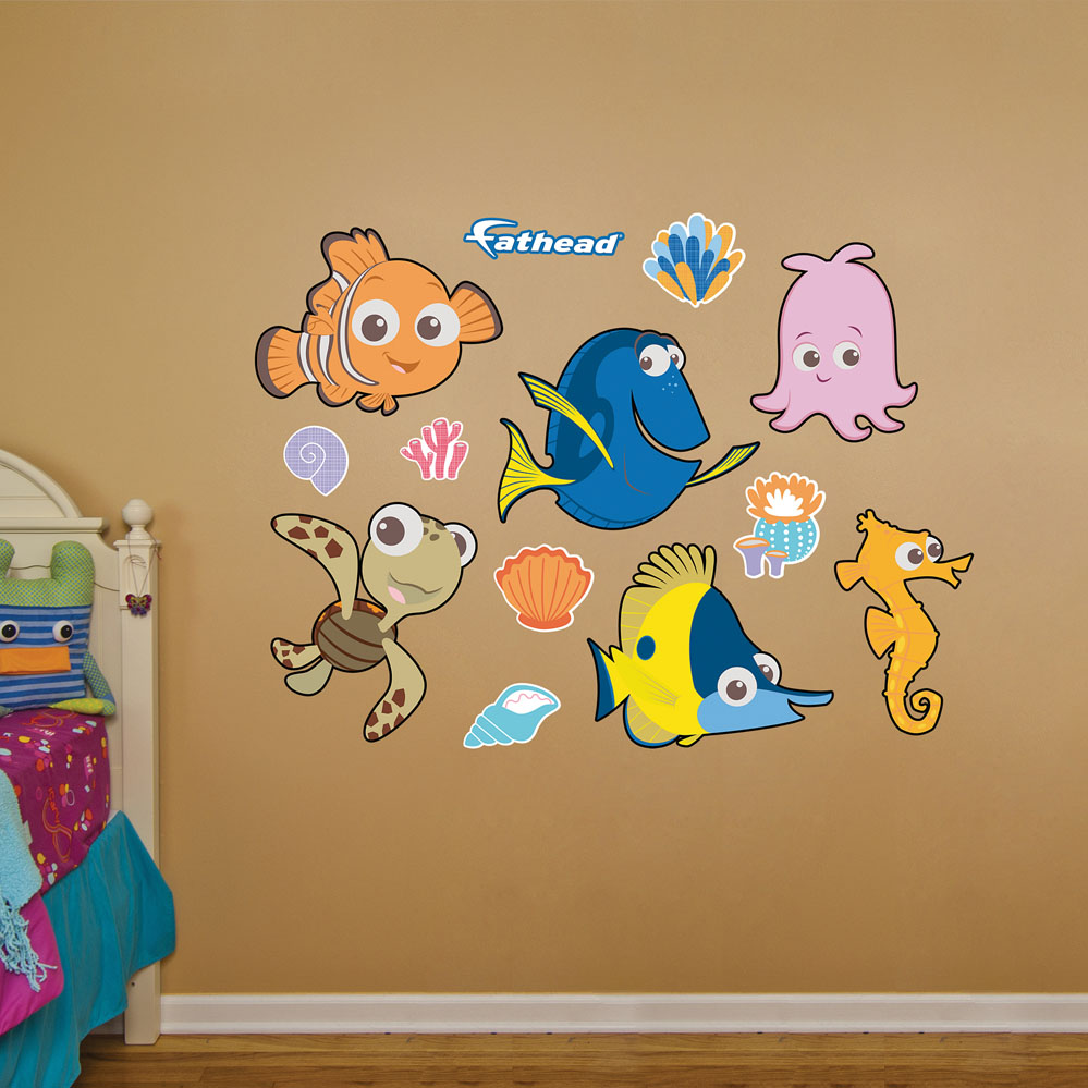 Finding Nemo Kids Collection REALBIG Wall Decal
