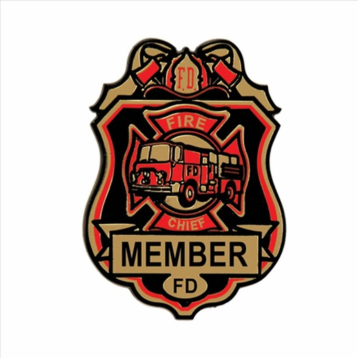Fire Fighter Badges