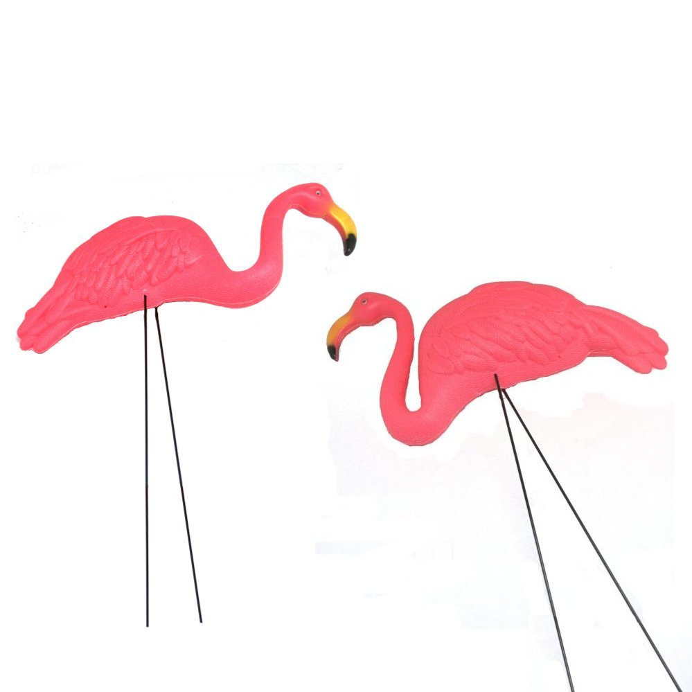 Flamingo Yard Ornaments Partysuppliesdelivered