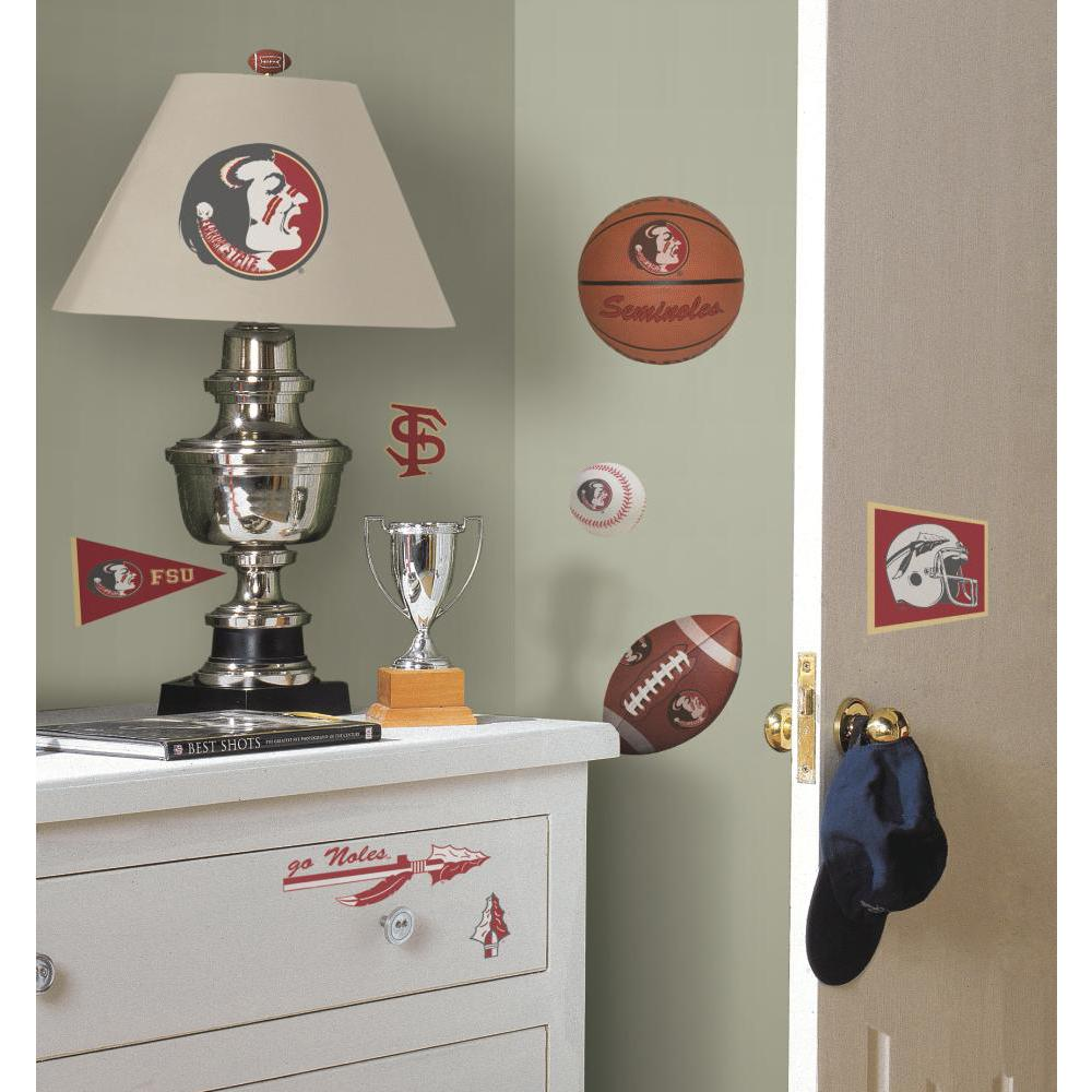 Florida State University Peel And Stick Decal