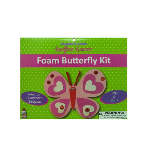 Foam Butterfly Kit