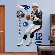 Football Graphics & Wall Decals