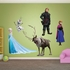Frozen Collection REALBIG Wall Decal