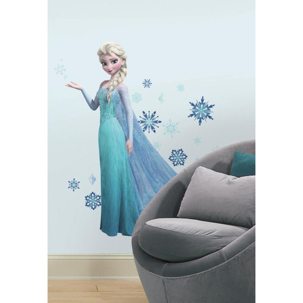 Frozen Elsa Giant Decal