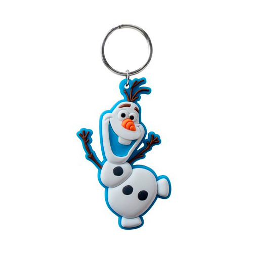 frozen olaf figure keychain. Black Bedroom Furniture Sets. Home Design Ideas