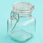 Glass Candy Jars & Favors