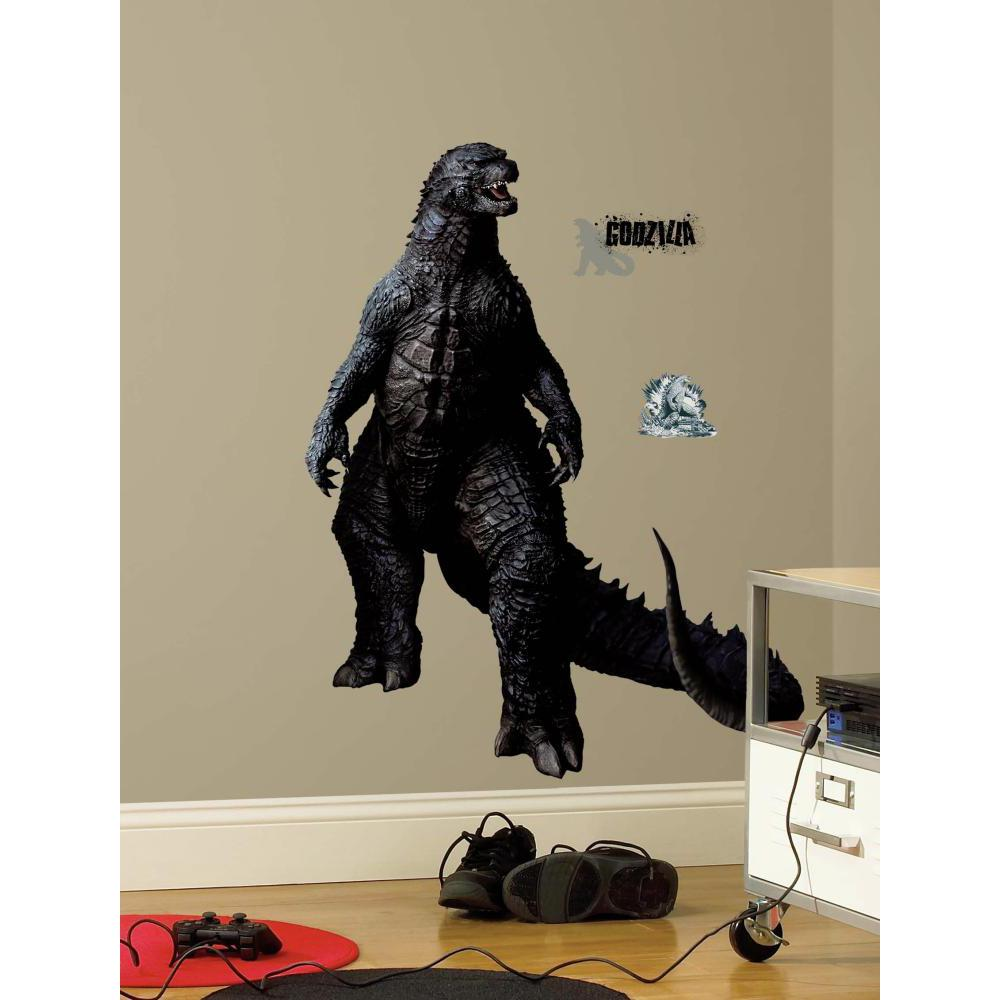 Godzilla Giant Decal