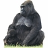 Gorilla Mom And Child-Lifesized Standup