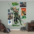 Green Arrow REALBIG Wall Decal
