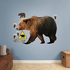 Grizzly Bear REALBIG Wall Decal