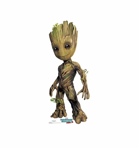 Groot Guardians of the Galaxy Vol 2