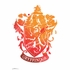 Gryffindor Crest - Harry Potter 7 Wall Decor