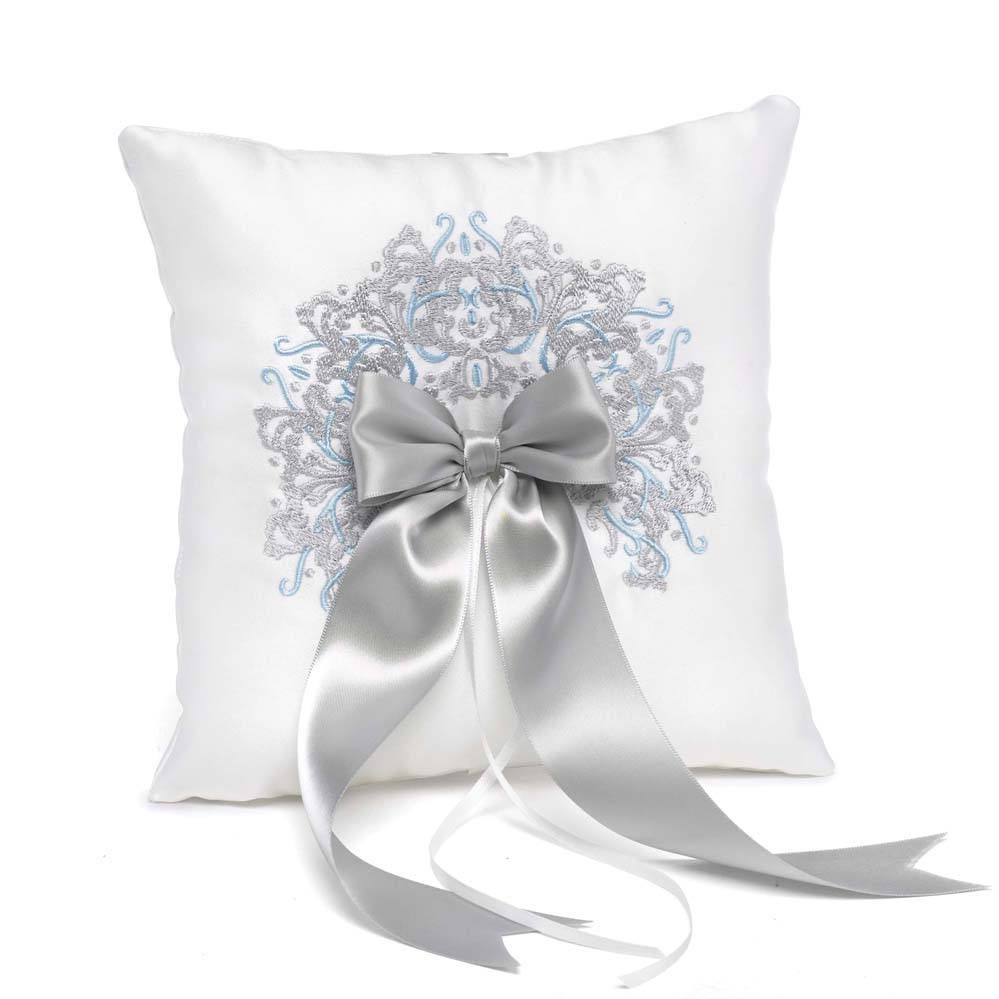 Happily Ever After Ring Pillow