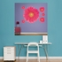Hot Pink Large Daisy REALBIG Wall Decal
