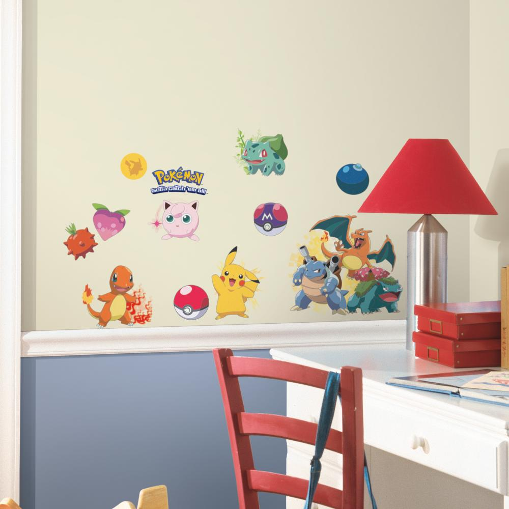Iconic Pokemon Decal