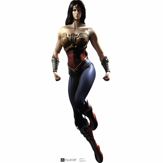 Injustice Gods Among Us Wonder Woman Standup