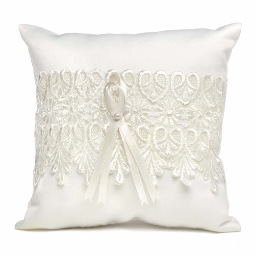 Ivory Timeless Treasure Pillow