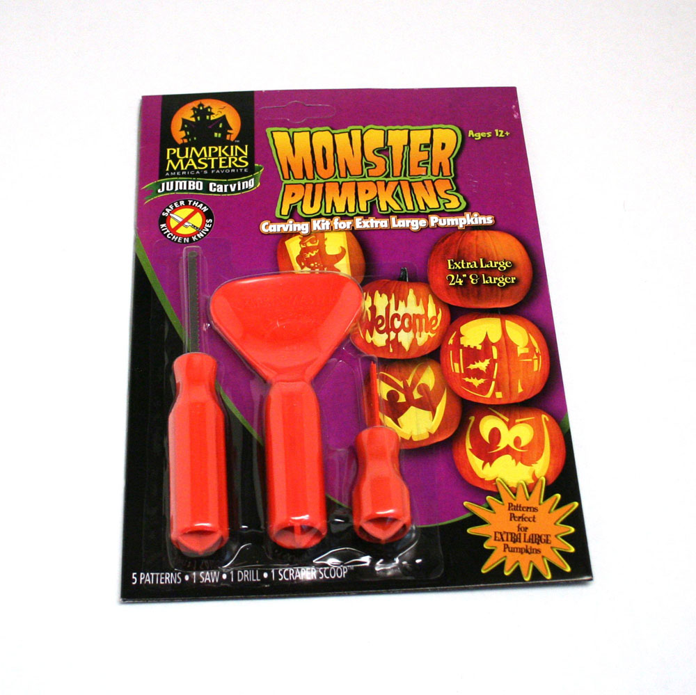 Jack O Lantern Carving Kit