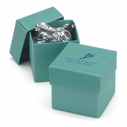 Jade Two-Piece Favor Boxes