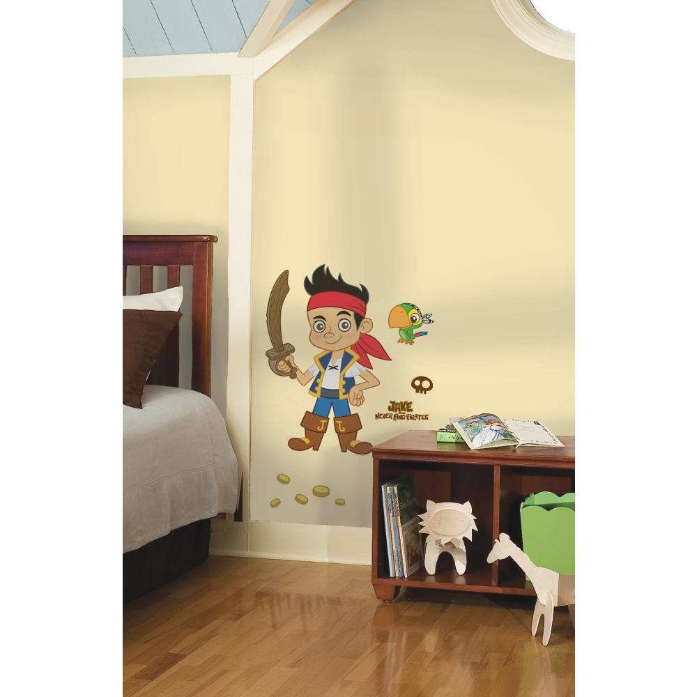 Jake And the Never Land Pirates Giant Decal