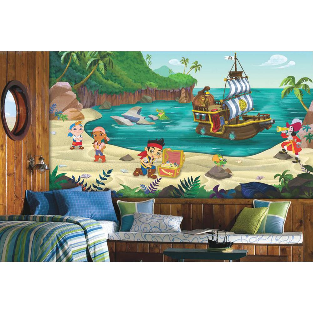 Jake and the Never Land Pirates XL Chair Rail