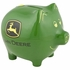 John Deere Green Piggy Bank