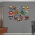 Kawaii Marvel Collection REALBIG Wall Decal