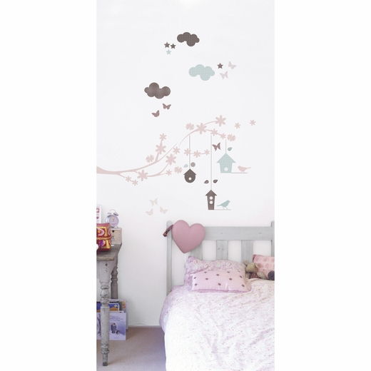 Kids Lab-Branch And Nest Decal