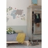 Kids Lab-World Map Giant Decal